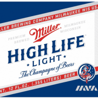 Miller High Life Light veterans