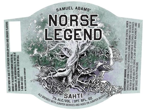 Samuel Adams Norse Legend Sahti