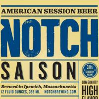 Notch Saison label