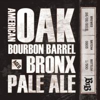 Bronx Bourbon Barrel-aged Bronx Pale Ale