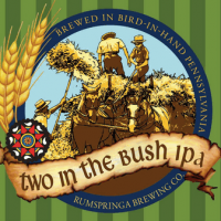 Rumspringa Two in the Bush IPA