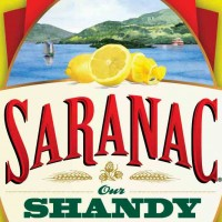 Saranac Shandy Lager and Lemonade