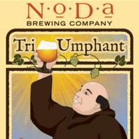 NoDa Tri-Umphant Belgian Tripel