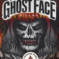 Twisted Pine Ghost Face Killah label BeerPulse