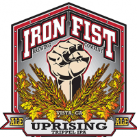 Iron Fist Uprising Trippel IPA