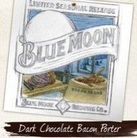 blue moon dark chocolate bacon porter seasonals