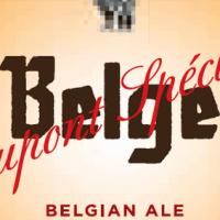 dupont speciale belge label