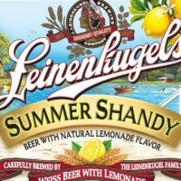 leinenkugels summer shandy bottle