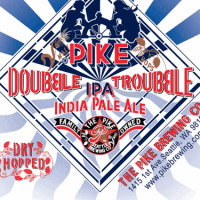 Pike Double Trouble IPA