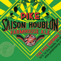 Pike Saison Houblon Farmhouse Ale