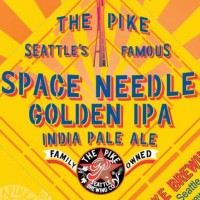 Pike Space Needle Golden IPA