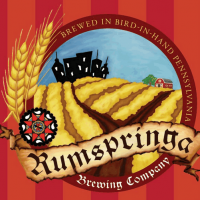 rumspringa brewing logo