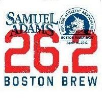 samuel adams 26.2 brew logo