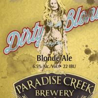 Paradise Creek Dirty Blonde Blonde Ale