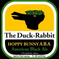 Duck-Rabbit Hoppy Bunny American Black Ale