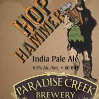 Paradise Creek Hop Hammer IPA