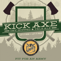 Lompoc Kick Axe Dry-Hopped Pale Ale