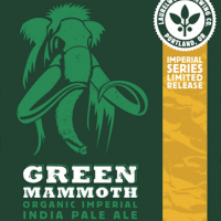 Laurelwood Green Mammoth Imperial IPA