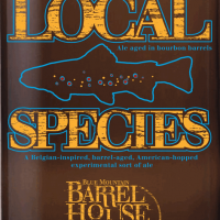 Blue Mountain Local Species Bourbon Barrel-aged Belgian Ale