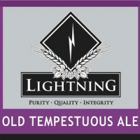 Lightning Old Tempestuous Ale