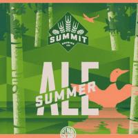 Summit Summer Ale label