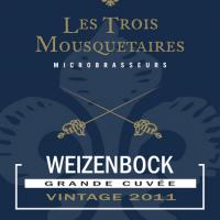 Les Trois Mousquetaires Grande Cuvée Weizenbock
