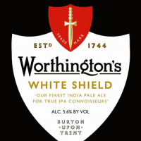 Worthington's White Shield IPA