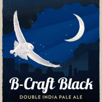 Arcadia B-Craft Black Double IPA