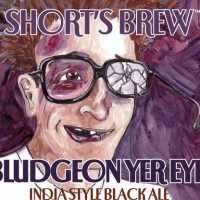 Short's Bludgeon Yer Eye India Black Ale