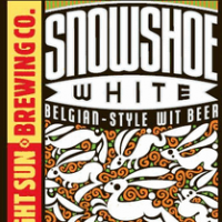 Midnight Sun Snowshoe White Ale cans