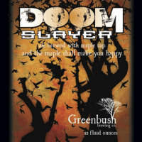 Greenbush Doom Slayer Ale