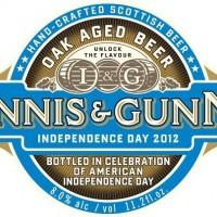 Innis and Gunn Independence Day 2012