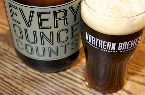 northern brewer glass why every ounce counts