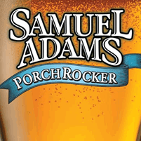Strange Samuel Adams Porch Rocker Radler Coming From Boston Beer In Caraccident5 Cool Chair Designs And Ideas Caraccident5Info