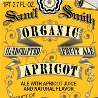 samuel smith organic apricot ale