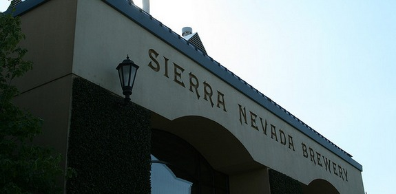 sierra nevada brewery building