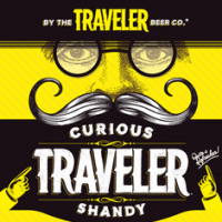 Curious Traveler 12oz Can