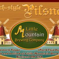Little Mountain Dutch Pilsner