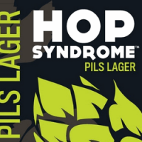Epic Hop Syndrome Pils Lager label