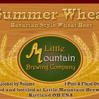 Little Mountain Summer Wheat Beer