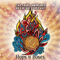 Captain Lawrence Hops n' Roses American Sour Ale