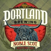 Portland Noble Scot label