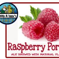 Eddy and Iggy's Raspberry Porter
