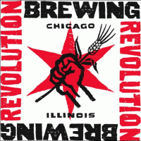 Revolution Brewing logo
