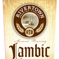 Rivertown Lambic 2011