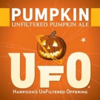 Harpoon UFO Pumpkin Can 2013 2