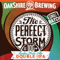 Oakshire The Perfect Storm Double IPA