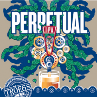 Troegs Perpetual IPA can label
