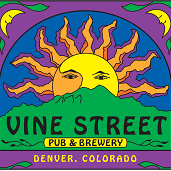 vine street pub and brewery logo