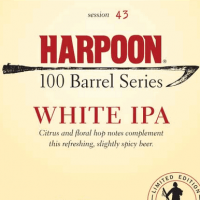 Harpoon White IPA (100 Barrel Series)